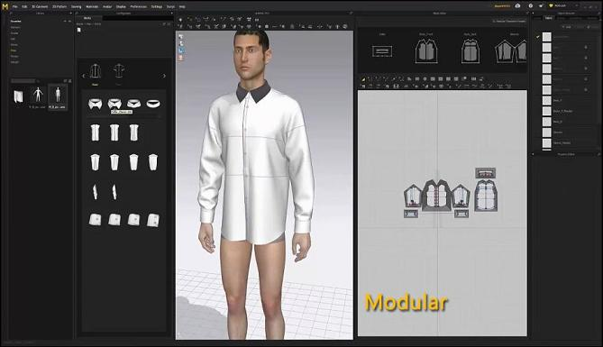 Fashion Designing Apps 3D As A Service (3DaaS) 41